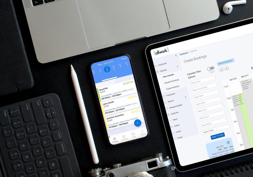 Freelancer Scheduling Mobile