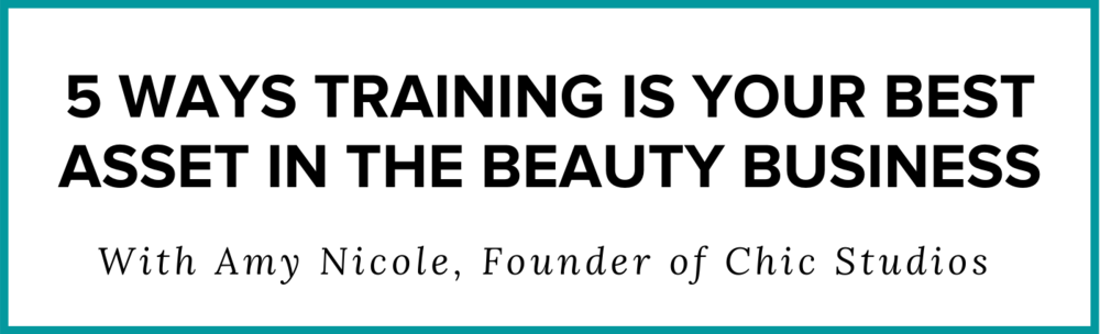 five ways training